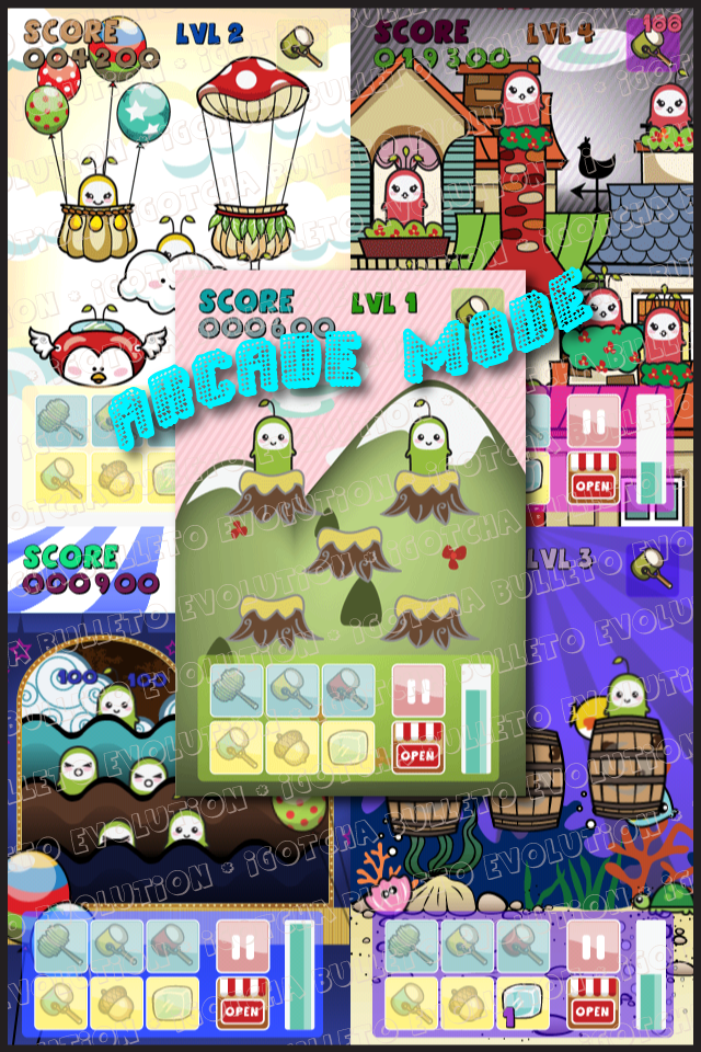 Screenshot iGotcha Bulleto Evolution